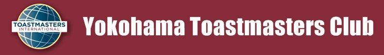 英語スピーチ、プレゼンテーションの上達 横浜トーストマスターズクラブ Yokohama Toastmasters Clubロゴ